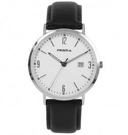 Prisma Prisma - Horloge - Slimline Mr. Whitesilver