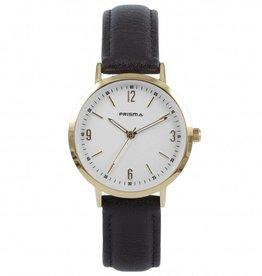 Prisma Prisma - Horloge - Slimeline Mrs. Whitegold