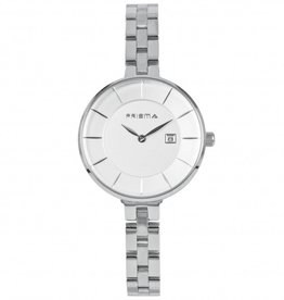 Prisma Prisma - Horloge - Purify Plain Silver