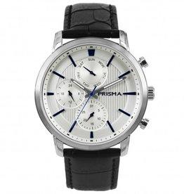 Prisma Prisma - Horloge - Traveller Refined White