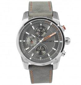 Prisma Prisma - Horloge - Traveller Time Grey