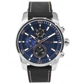 Prisma Prisma - Horloge - Traveller Time Blue