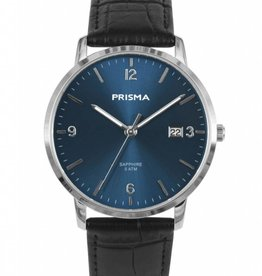 Prisma Prisma - Horloge - Slimline Sun Ray Blue