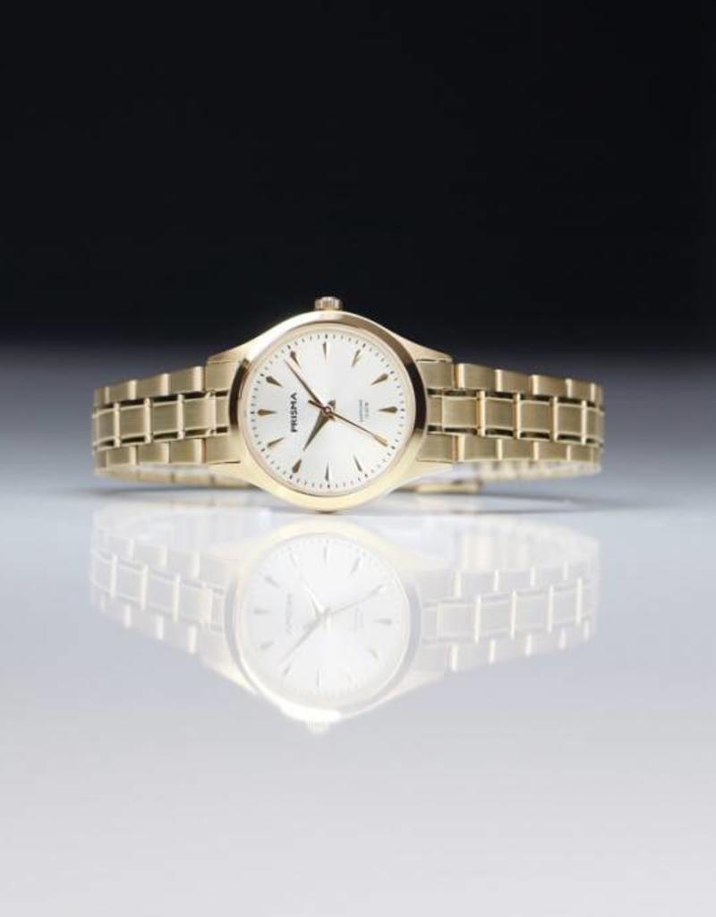 Prisma Prisma - Horloge - Journey Mrs. Ultimate Gold