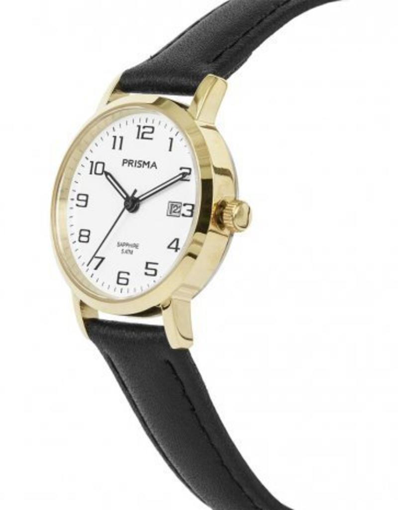 Prisma Prisma - Horloge - Journey Goldwhite