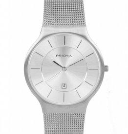 Prisma Prisma - Horloge - Icon - Gentle - Silver