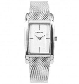 Prisma Prisma - Horloge - Atone Milan Silver