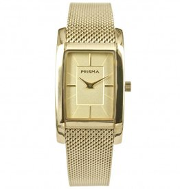 Prisma Prisma - Horloge - Atone Milan Gold