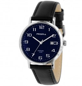Prisma Prisma - Horloge - Silver Blue