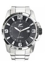 All Blacks All Blacks - Horloge - Staal - Stalen band