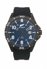 All Blacks All Blacks - Horloge - Staal - Silicone
