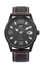 All Blacks All Blacks - Horloge - Staal - Leren band