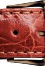 Condor horloge band - Leer - Bruin - 119R.03.xx