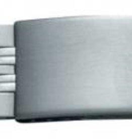 Condor horloge band - Staal  - 18-24 mm- CC/BB/DD 207