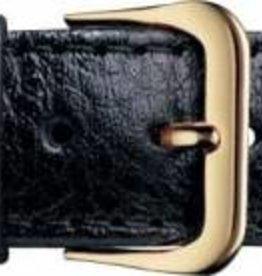 Condor horloge band - Leer - Zwart - 131R.01.xx