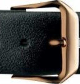Condor Condor horloge band - Leer - Zwart - 241R.01.xx