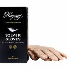 Hagerty Hagerty - Silver gloves