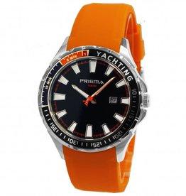 Prisma Prisma - Horloge - Oranje