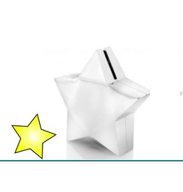 Zilverstad Geboortecadeau - Verzilverde spaarpot - Ster
