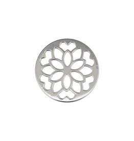 My Imenso - Zilveren insignia - Bloem