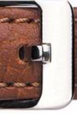 Condor horloge band - Leer - Bruin - 665R.03.xx