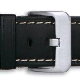 Condor Condor horloge band - Leer - Zwart - 346R.01.xx