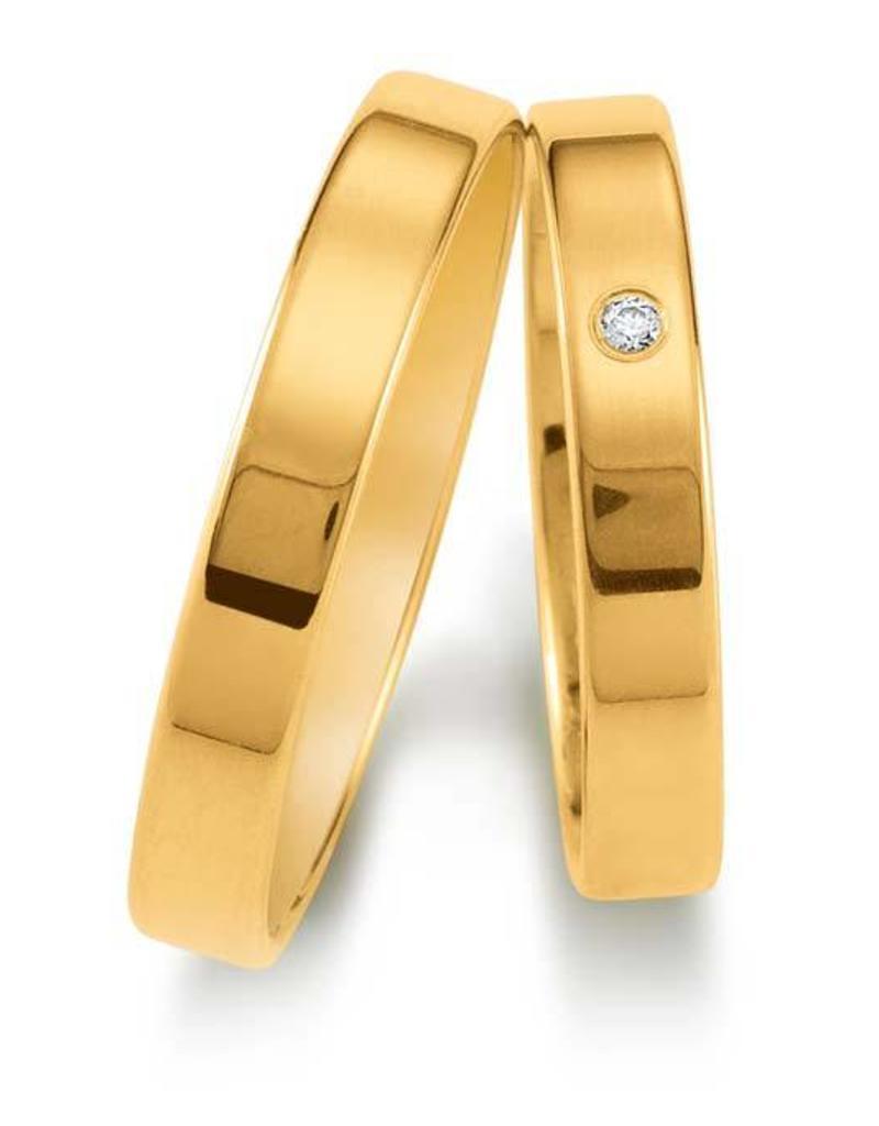 Gettmann Gouden trouwringen  1101,35*1b0.015