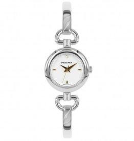 Prisma Prisma - Horloge - Imperial Round Zilver