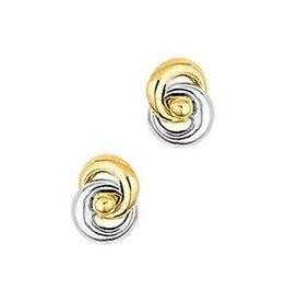 Kasius Gouden bicolor oorknoppen
