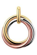 Kasius Gouden hanger - Tricolor