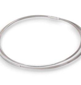 Yo Design Yo Design - Zilveren spangcollier - Lengau