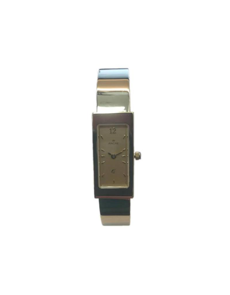 Occasions by Marleen Occasions by Marleen - 14 karaats - Gouden dameshorloge - Spangband glad - Ancre - Quartz