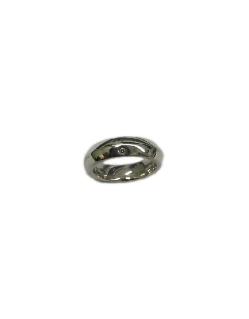 Occasions by Marleen Occasions by Marleen - Zilveren ring - Zirkonia