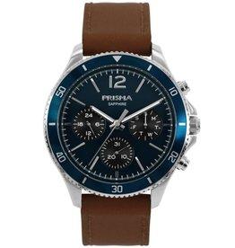 Prisma Prisma - Horloge - Ace blauw