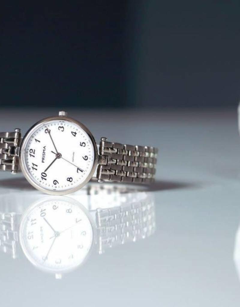 Prisma Prisma - Horloge - Purify Roman Titanium