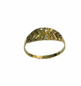 Occasions by Marleen Occasions by Marleen - Gouden ring - 18 K - Maat 18-