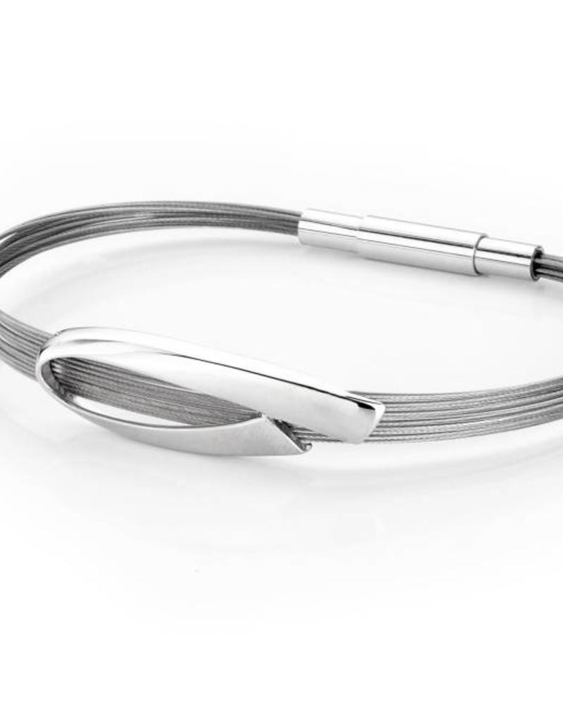 Yo Design Yo Design - Zilveren armband - Desire