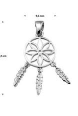 Kasius Zilveren hanger - Droomvanger