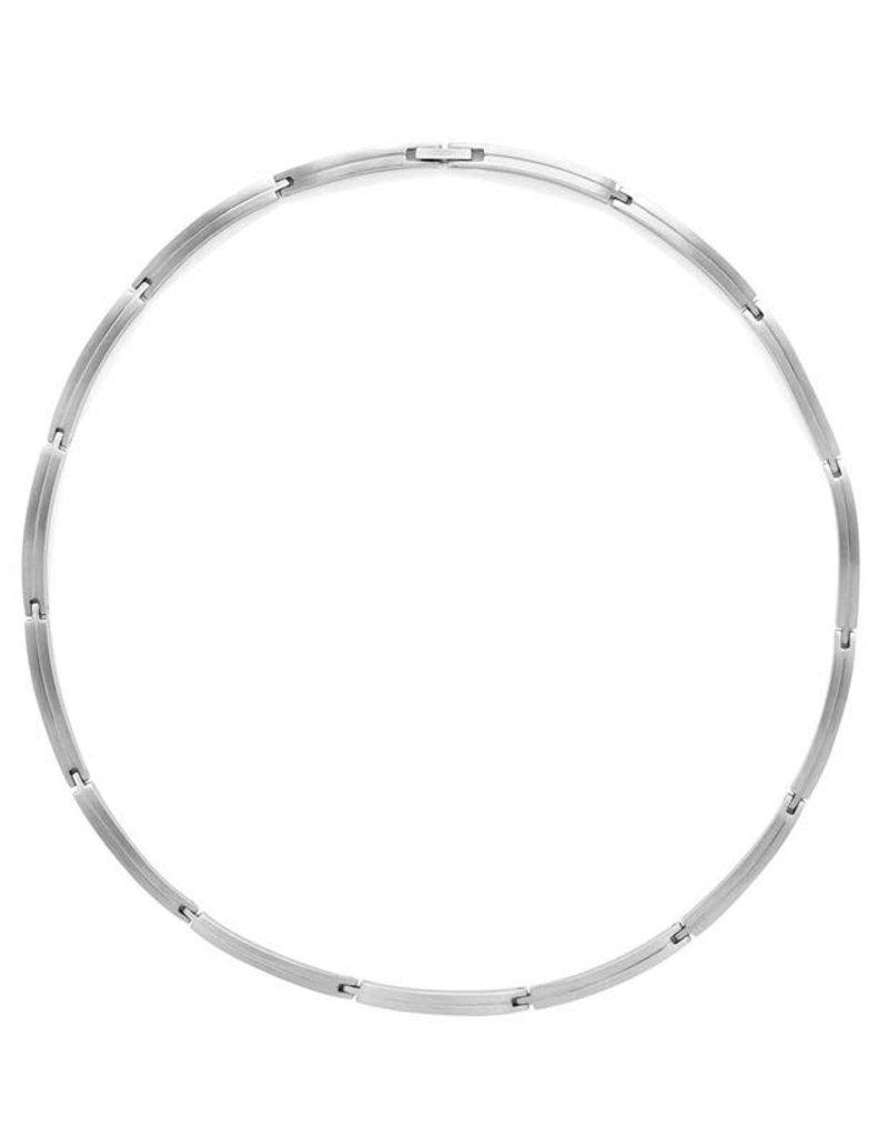 Boccia Boccia - Collier - Titanium - 45 cm