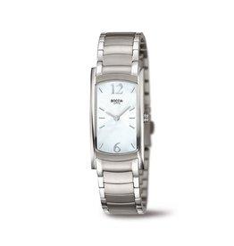 Boccia Boccia - Horloge - Dames - Titanium - Saffier - 32 mm - 5 ATM