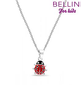 Bellini Bellini for kids - hanger incl. collier - 34 + 2 + 2 - Lieveheersbeestje