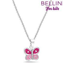 Bellini Bellini for kids - hanger incl. collier - 34 + 2 + 2 -Vlinder
