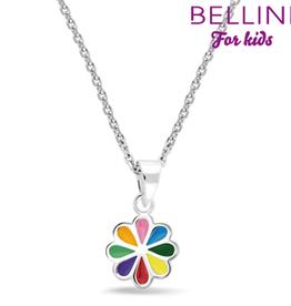 Bellini Bellini for kids - hanger incl. collier - 34 + 2 + 2 - Bloem milticolor