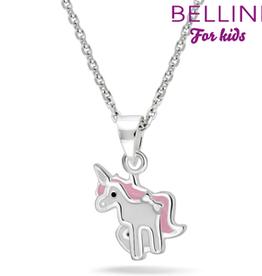 Bellini Bellini for kids - hanger incl. collier - 34 + 2 + 2 -  Unicorn