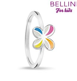 Bellini Bellini for kids - kinderring - Maat 44 - Vlinder multicollor