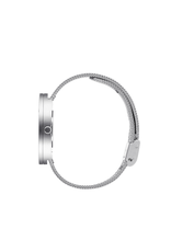 Picto Picto - Horloge - Blauw - Staal - 40 mm - Milanees