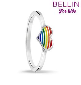 Bellini Bellini for kids - kinderring - Hart multicolor