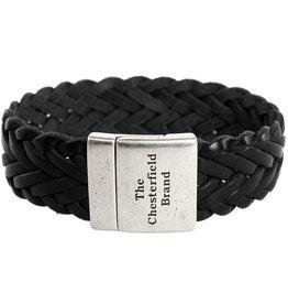 The Chesterfield Brand The Chesterfield Brand - 'Avatar' - Cow leather - Black - Size M - Width 2 cm