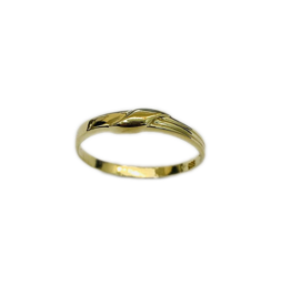 Occasions by Marleen Occasions by Marleen - 14 karaats - Gouden ring - Maat 17¼