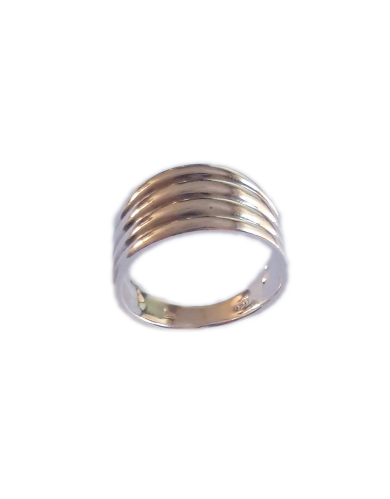 Occasions by Marleen Occasions by Marleen - Zilveren ring - Maat 18.5